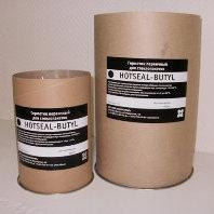 Герметик бутил первого контура герметизации для стеклопакетов HOTSEAL-BUTYL